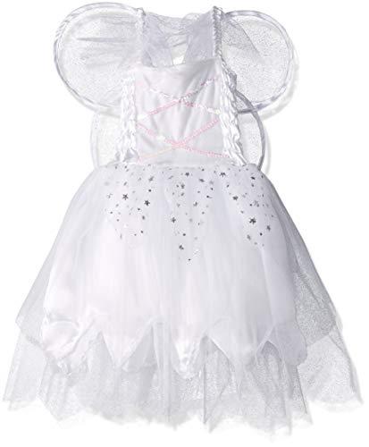 Charades Baby Girls Angel Fairy, White, -