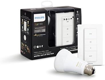 Phillips Hue White Ambiance Light Recipe Kit