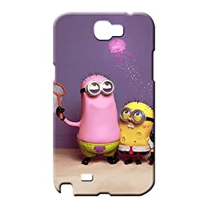 samsung note 2 Highquality Personal For phone Cases cell phone shells minions sponge bob phone wallpaper