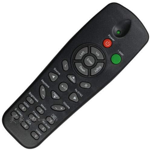 フィジェットフィジェット OPTOMA EP728 EW536 S316 S341 X316 EW520 EX530 DLP プロジェクター用リモコン   B07GVFDB91