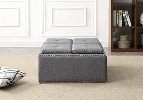 NHI Express Reese Ottoman