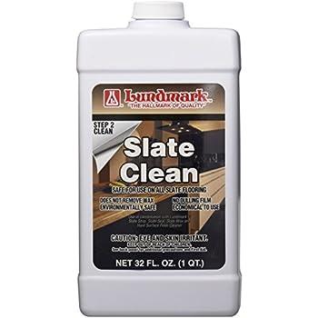 Amazon Com Lundmark Wax 3217f32 6 Floor Slate Clean 32