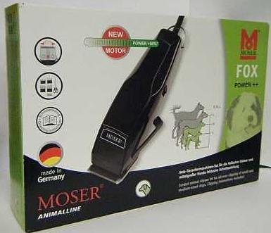Maquina cortapelos para perros Moser Kit: Amazon.es: Salud y cuidado personal