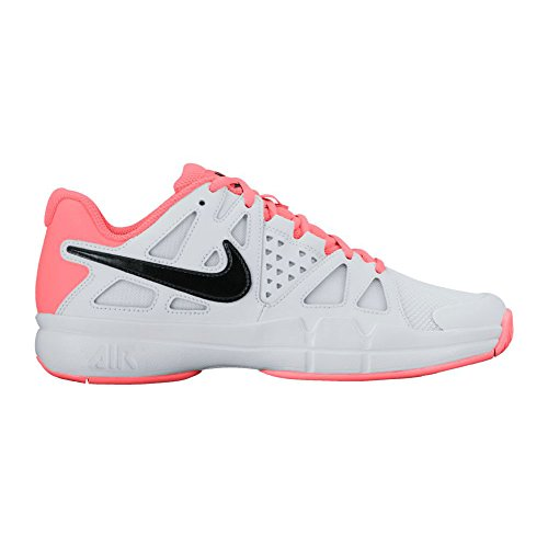 Nike WMNS Air Vapor Advantage, weiß - orange - schwarz, 38