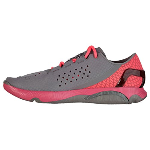Onder Pantser Dames Ua Speedform Apollo W Sneaker Steeple Grey / Cerise