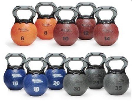 Elite Kettlebell (16 lbs. - Blue) (16lb Kettlebell)