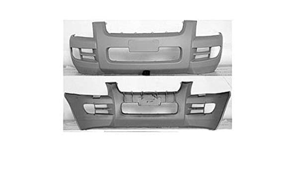 Primed Front Bumper Cover Replacement for 2005-2010 Kia Sportage