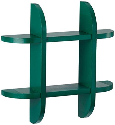 Forzza Ron Wall Shelf  Green