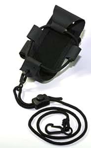 Garmin M04-DE100-15 - Soporte para mochila para dispositivos GPS Oregon, color negro