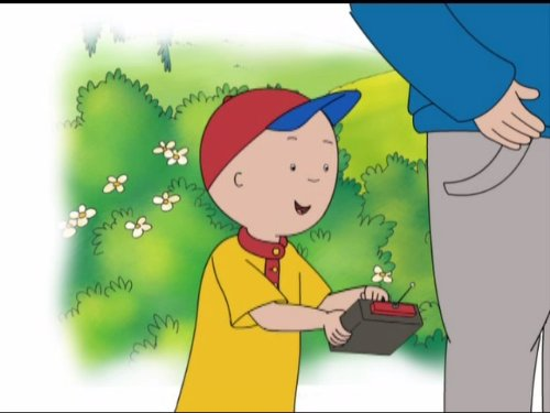 (Captain Caillou)