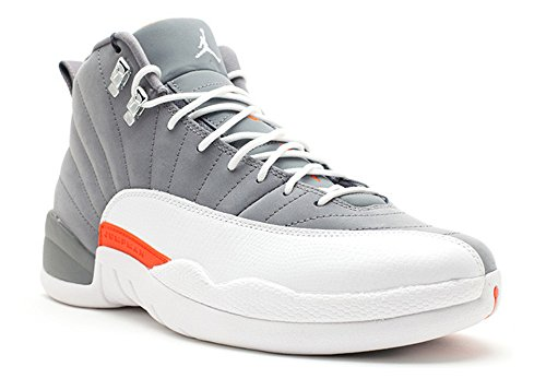 on sale 281fb a1659 Tahseen Kazi ss Men s Running Shoes Fashion Sneakers Air Jordan 12 Retro  cool Grey cool Grey