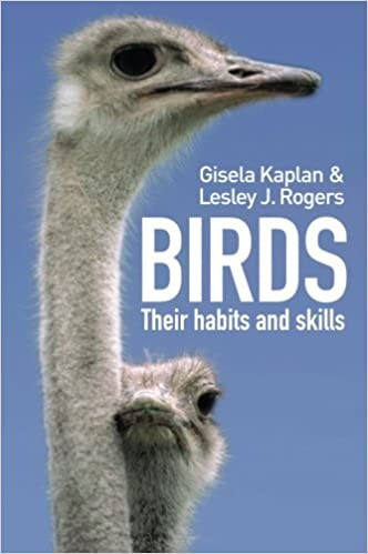 Birds, Their Habits and Skills - G. Kaplan, L. Rogers [PDF]