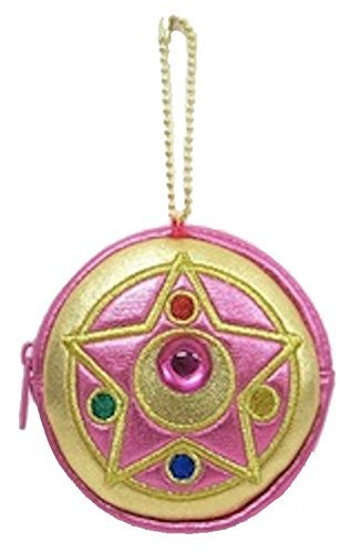 Sailor Moon Collection Crystal Star Mascot (Coin Purse)
