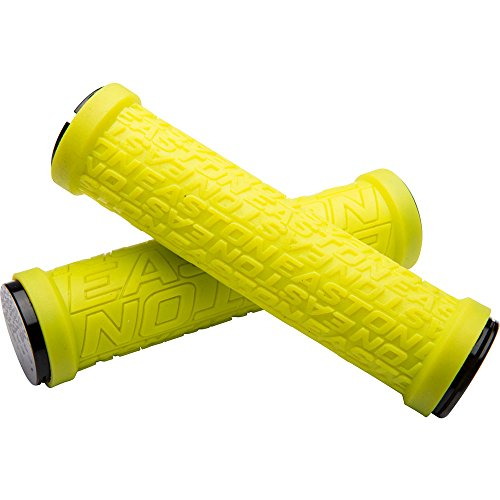 Easton Lock-On grips 33mm diameter - highlighter - Easton Shops