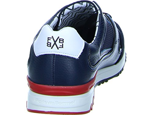 Blau Sneaker Bommel Van 16220 00 Floris Uomo xZTYqOIvw