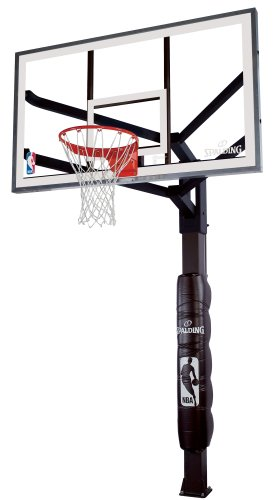 Spalding H-Frame In-Ground Basketball System