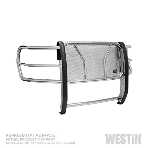 Westin-Automotive-Products-57-3900-Stainless-Steel-HDX-Grille-Guard