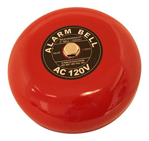Fire Alarm Bell, 6