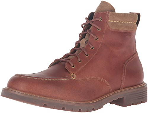 Cole Haan Men's Grantland 6 inch Lace up Chukka Boot, Woodbury Wp, 10.5 M US (Cole Haan Lace Boot compare prices)