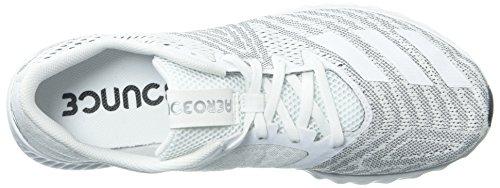 Liquidación Manchester Pr Aerobounce Adidas Zapatillas Deportivas W / Blanco / Negro Núcleo Liquidación con Paypal 2akma