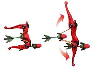 Air Hunterz Zip Bak Bow