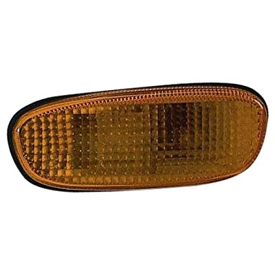 DEPO 220-1403R-AS Replacement Passenger Side Turn Signal Light (This product is an aftermarket product. It is not created or sold by the OE car company): Automotive