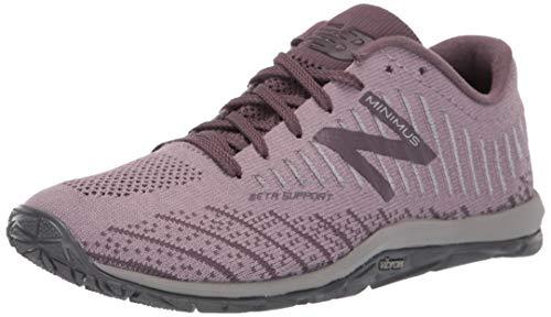 New Balance Women's WX20BP7 Minimus Training Shoe, Black, 9 D US