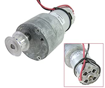 Rex Engineering 102124 24vdc 40 Rpm Gear Motor