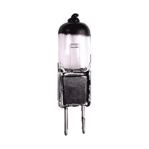 Dedolight 24 Volt, 150 Watt Quartz Halogen Lamp for Standard Tungsten Heads.(Blackened Tip for Use with DLH4 and DLHM4-300U Heads)