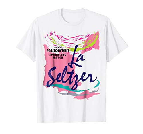 Group Halloween Costume T-Shirt - Passionfruit Seltzer -