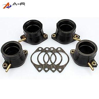 Amazon com: Accessories & Parts 4Pcs Carburetors Interface
