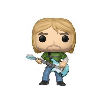 Music: Kurt Cobain Collectible Figure Nirvana 24777 Accessory Toys /& Games Funko Pop Teen Spirit