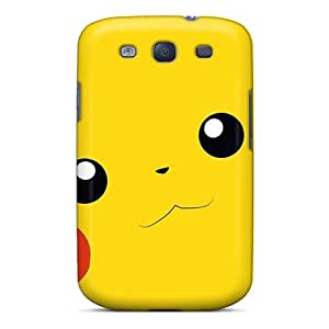 Fashion Protective Pikachu Case Cover For Galaxy S3