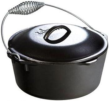 Lodge L8DO3 Cast Iron Dutch Oven
