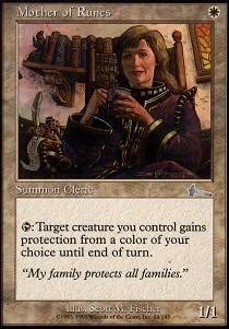 MTG Mother of Runes Urza/'s Legacy
