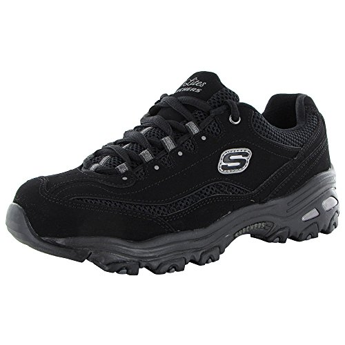 11422 Negro Zapatillas Skechers negro Deporte Bkw Para Mujer De FPZzq1dw