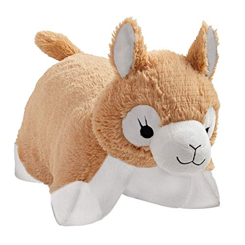 Pillow Pets Signature Lovable Llama - Stuffed Animal Plush Toy (Mini Pets Pillow)