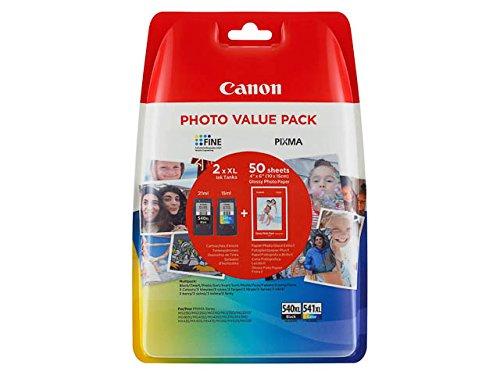 2 Cartuchos de Impresora Original XL para Canon Pixma MG4140 ...