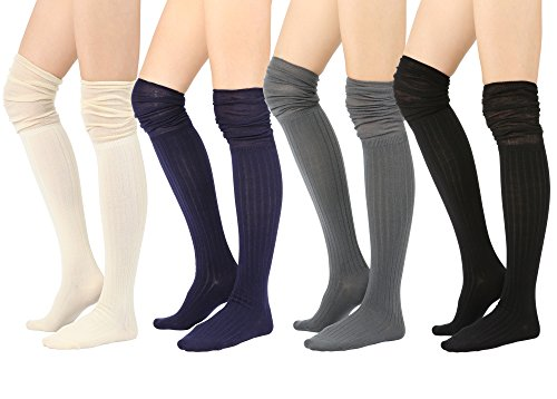 Knee High Boot Tops - 3