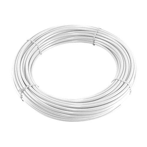 PureSec 2018 20WP1/4TU-WHITE NSF Certified CCK White PE Tubing/Hoses 1/4