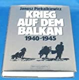 img - for Krieg auf dem Balkan, 1940-1945 book / textbook / text book