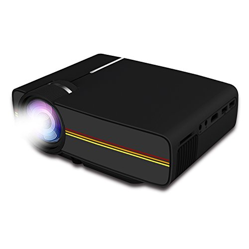 Oakletrea VX4B Portable Multimedia Projector