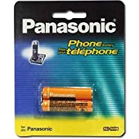 OEM Panasonic Hhr-4dpa/2b Ni-mh Rechargeable Cordless Phone Battery (Hhr-4dpa Fast Shipping Ship Worldwide