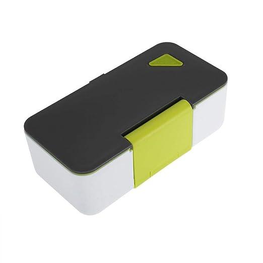 650ML Caja de almuerzo de estilo japonés Bento Microondas ...