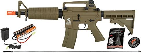UKARMS Lancer Tactical AEG Electric Airsoft M4 CQB M933 Commando