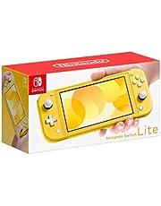 Nintendo Switch Lite Console [Yellow]