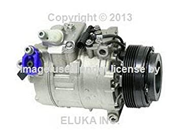 BMW OEM A C Compressor with Clutch E46 64 52 6 911 340 320i 323Ci 323i 325Ci