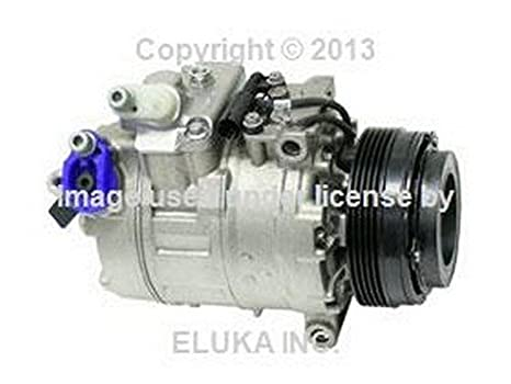 BMW Original un c Compresor con embrague E46 64 52 6 911 340 320i 323 Ci