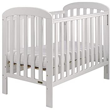 Baby Cots Uk East coast anna dropside cot white amazon baby east coast anna dropside cot white sisterspd