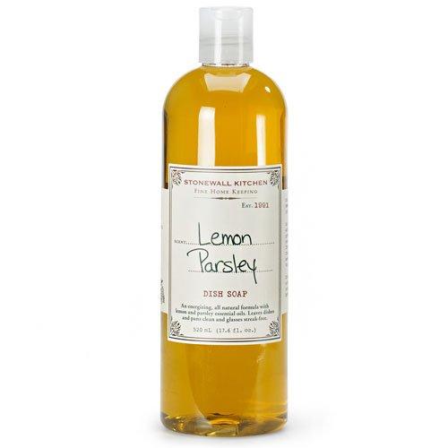 (Stonewall Kitchen Lemon Parsley Dish Soap, 17.6 Ounce)
